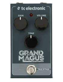TC ELECTRONIC Grand Magus Distortion pedalino