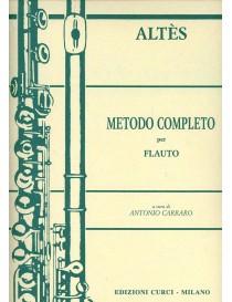 ALTES METODO COMPLETO PER FLAUTO
