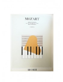 MOZART SONATA IN FA (K547- K SUPPL.135E 138)