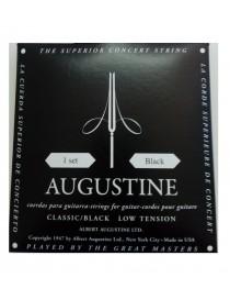 MUTA AUGUSTINE CHITARRA CLASSICA CLASSIC BLACK LOW TENSION