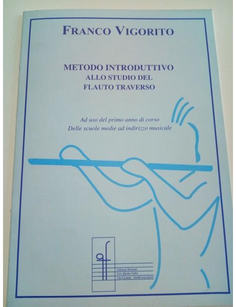 VIGORITO METODO INTRODUTTIVO ALLO STUDIO DEL FLAUTO TRAVERSO