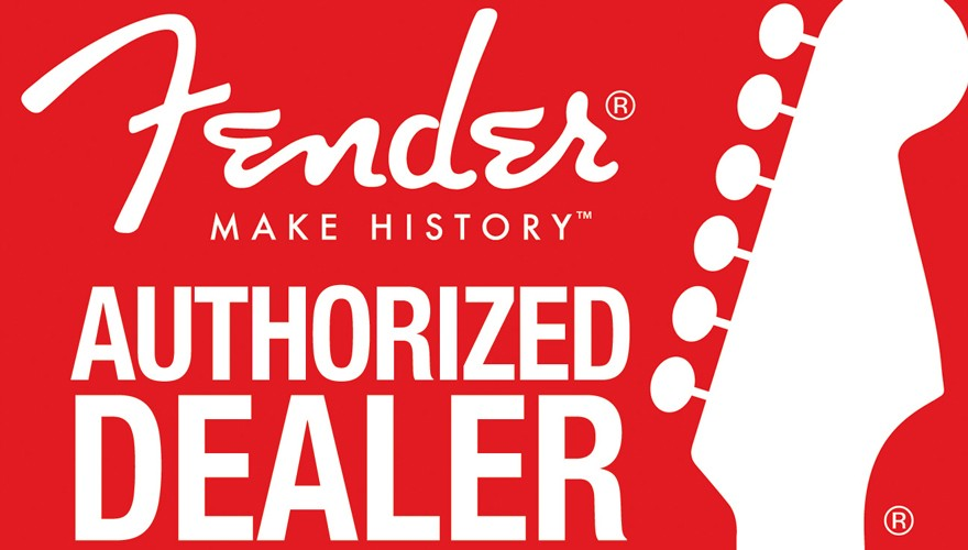 fender authorised dealer