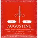 Augustine Red Classic Medium Tension