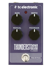 TC ELECTRONIC Thunderstorm Flanger Pedalino