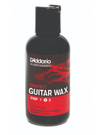 Liquido D'Addario Planet Waves Protect Carnauba Guitar Wax PW-PL-02