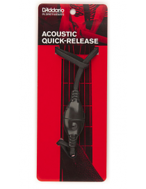 Attacco Tracolla D'addario Planet Waves Acoustic Quick Release DGS15
