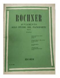 ROCHNER AVVIAMENTO ALLO STUDIO DEL PIANOFORTE PARTE 3