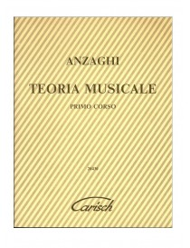 ANZAGHI TEORIA MUSICALE VOL1
