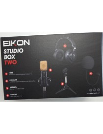 MICROFONO DA STUDIO EIKON STUDIO BOX TWO