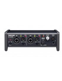 SCHEDAUDIO TASCAM US-2X2HR ALTA DEFINIZIONE USB,MIDI