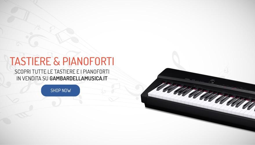 tastiere e pianoforti